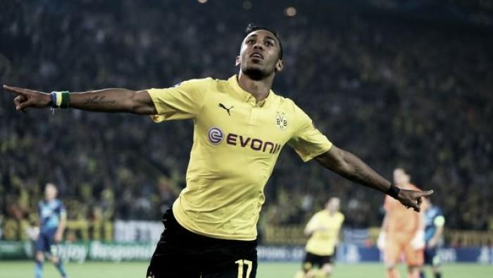 El Borussia Dortmund no cierra la puerta al Madrid por Aubameyang