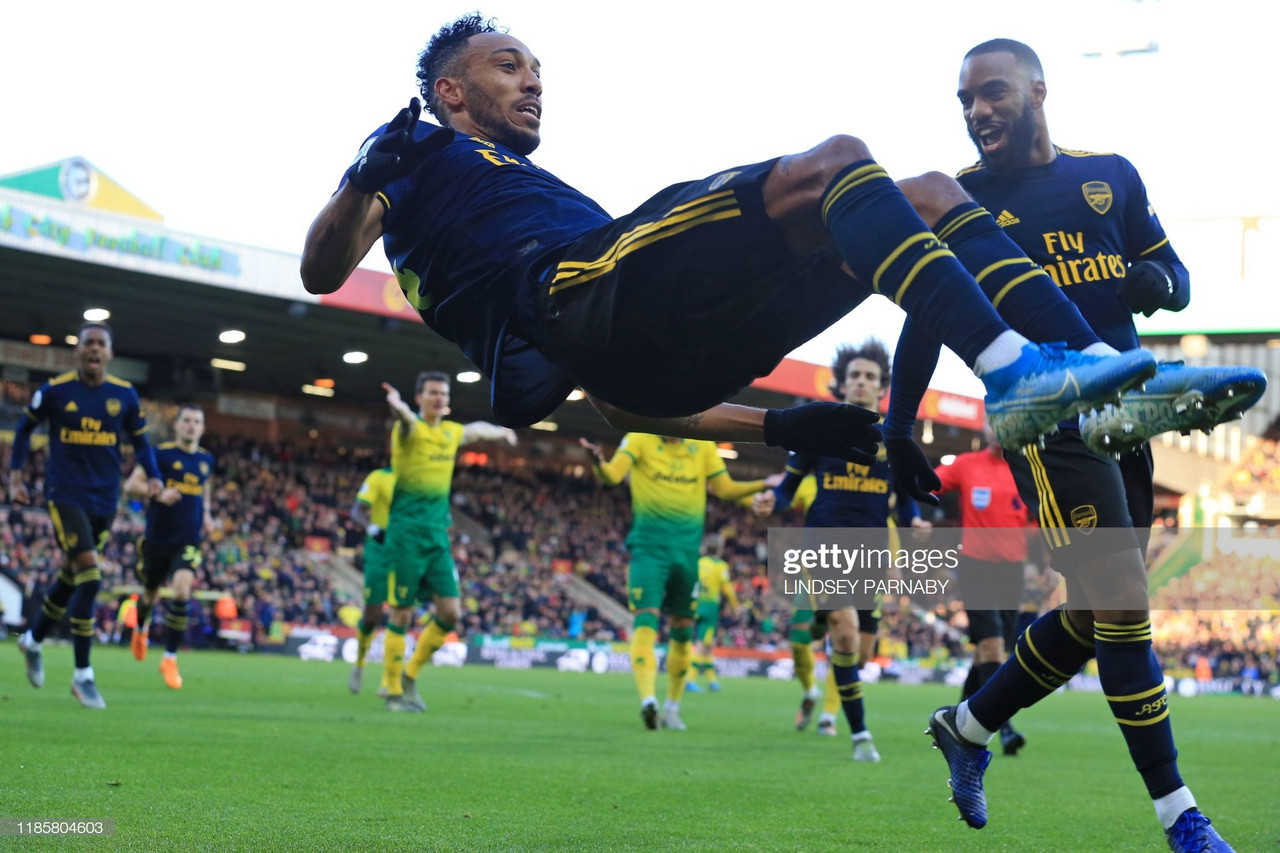 Norwich City 2-2 Arsenal: Inspired Canaries frustrated by Leno heroics