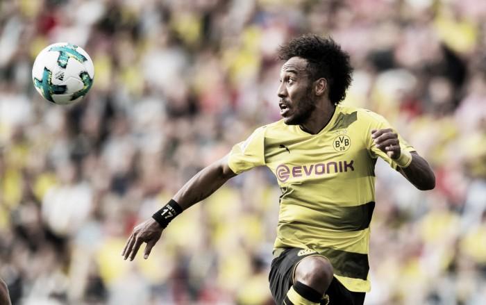 El Dortmund rechazó una oferta por Aubameyang y Subotic fichó por el Saint-Ettiene