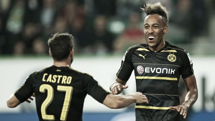 Ainda sem Dembélé, Dortmund visita o Wolfsburg pela Bundesliga