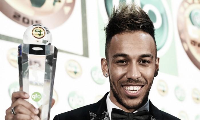 Pierre-Emerick Aubameyang ist Afrikas Fußballer des Jahres