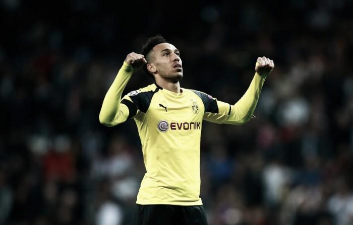 """Presidente do Dortmund afirma que propostas """"mataram mentalmente"""" Aubameyang"""