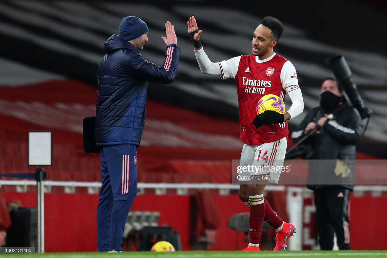 The Warm Down: Aubameyang back on form