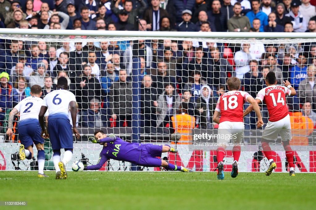 Tottenham 1-1 Arsenal: Gunners rue late penalty miss as north London derby provides riveting drama