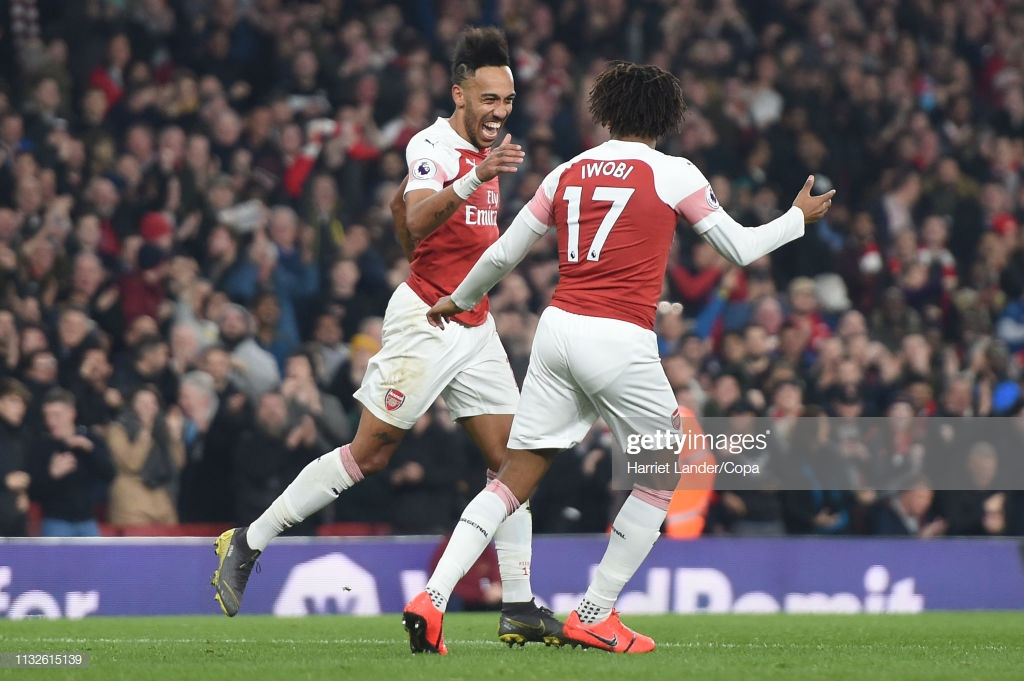 Arsenal 5-1 Bournemouth: Gunners continue to build momentum in race for top four