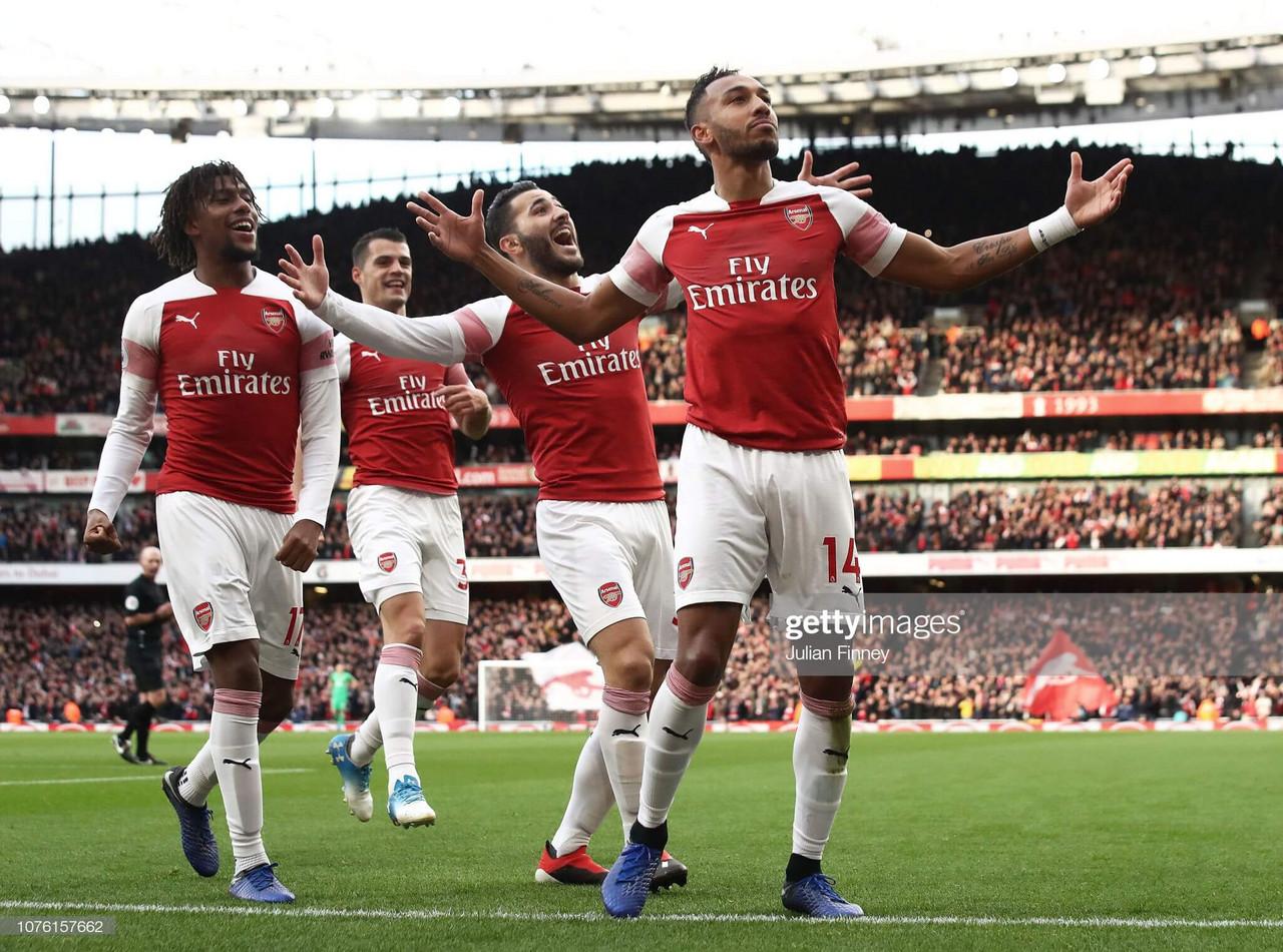 How Arsenal can exploit shaky-looking Tottenham