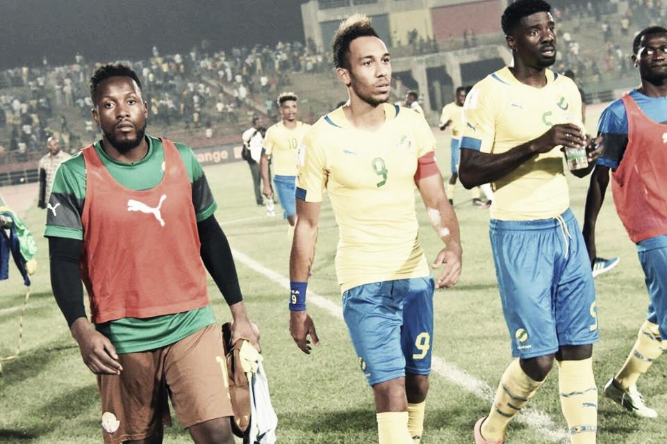 Aubameyang recusa entrar em avião e desfalca Gabão nas Eliminatórias para Copa Africana