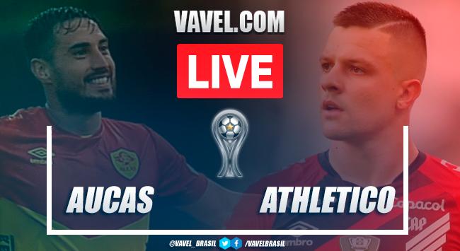 Gol e melhores momentos deAucas 0x1 Athletico pela Copa Sul-Americana 2021