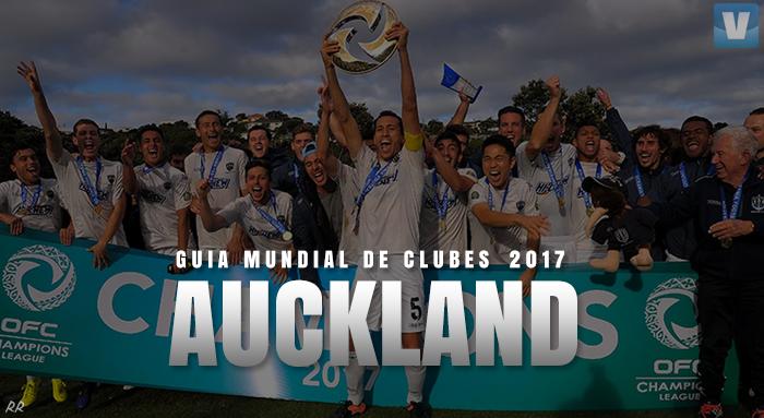 Guia VAVEL do Mundial de Clubes 2017: Auckland City