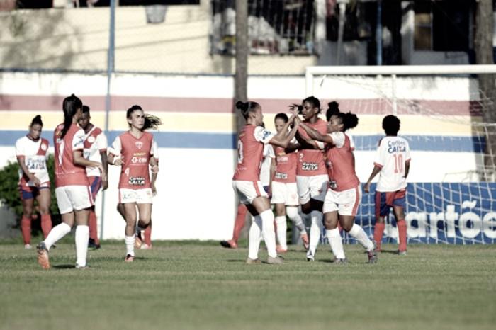 Audax supera São Francisco-BA e emplaca sequência de quatro vitórias no Brasileiro Feminino