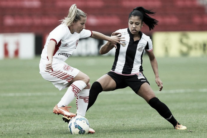 Audax/Corinthians goleia Santos na Copa do Brasil Feminina
