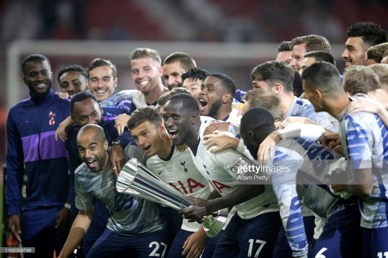 Bayern Munich 2-2 Tottenham Hotspur (Pens 5-6): Spurs prevail on penalties to lift the Audi Cup