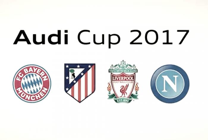 L'Audi Cup, uno degli appuntamenti clou del calcio d'estate: il programma