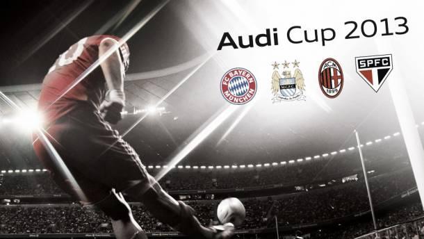 Demi-finales de l'Audi Cup : City fait le show, le Bayern assure