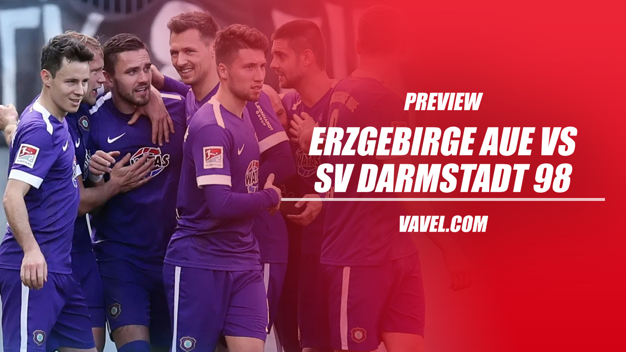 Erzgebirge Aue vs SV Darmstadt preview: Mid-table game in Saxony