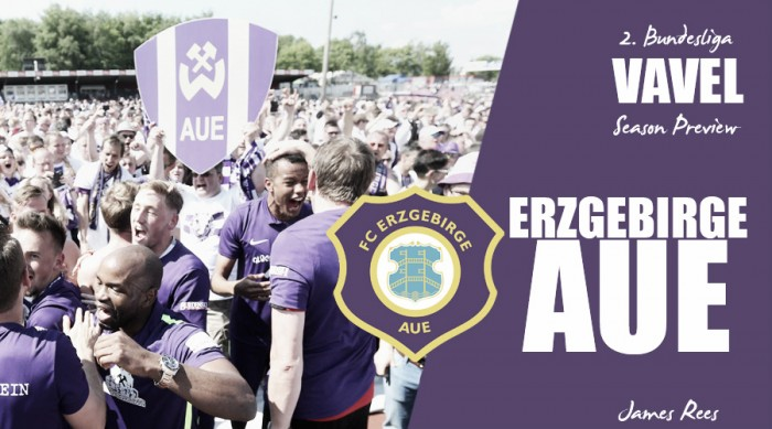 FC Erzgebirge Aue - 2. Bundesliga 2016-17 season preview: Violas look to beat the drop again
