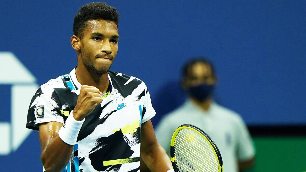 US Open: Felix Auger-Aliassime puts on clinical display to defeat Andy Murray