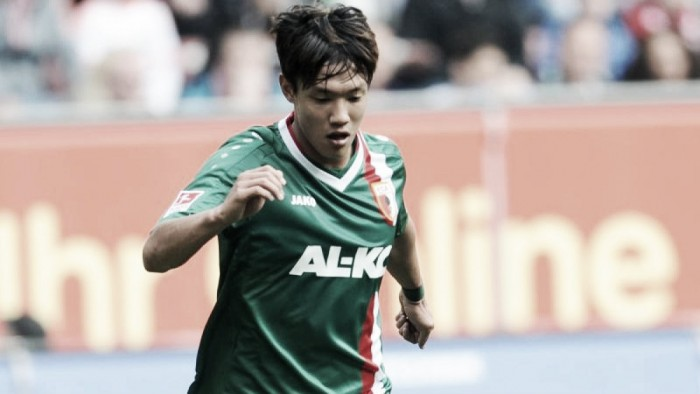 Jeong-ho Hong leaves Augsburg to play in China