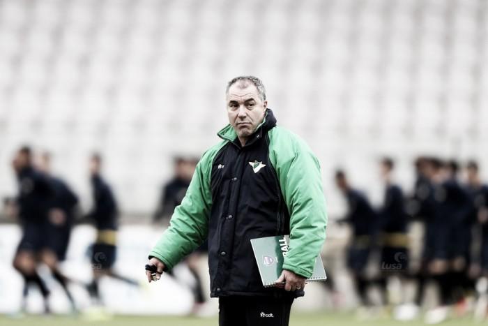 Augusto Inácio es el nuevo entrenador del Moreirense FC