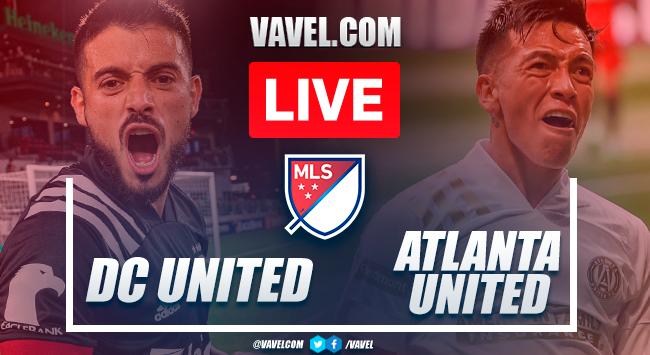 Goals and highlights: DC United 1-2 Atlanta in 2021 MLS Week 21