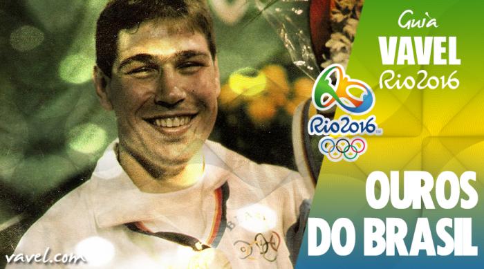 Ouro Olímpico: relembre a conquista de Aurélio Miguel em Seul 1988