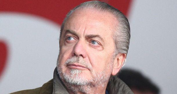 """De Laurentiis: """"Il San Paolo è un cesso, e continuerò a dirlo. Questo Napoli è brillante"""""""