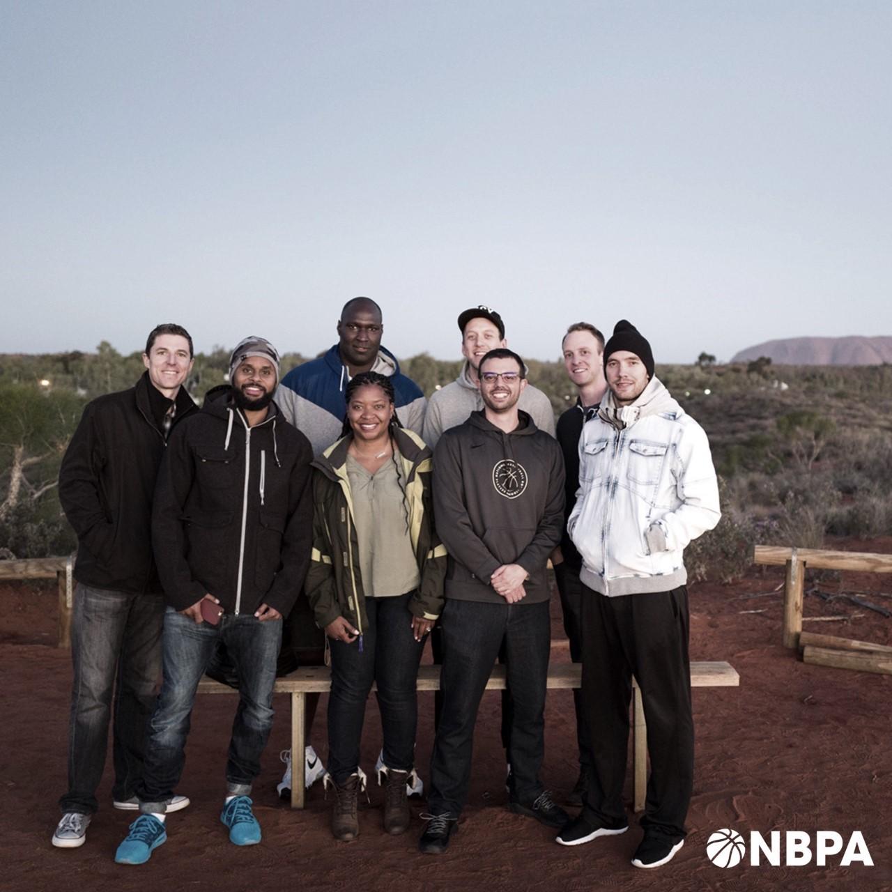 Aussie NBA players donate to bushfire aid