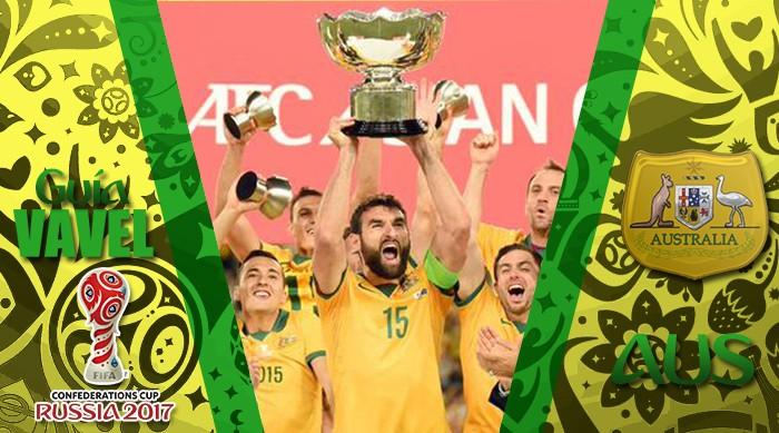 Guía VAVEL Copa Confederaciones 2017: Australia