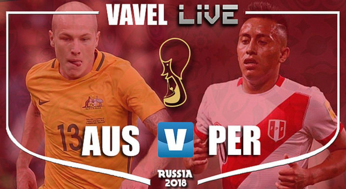 As it happened: Socceroo's World Cup dream over following defeat to clinical Peru