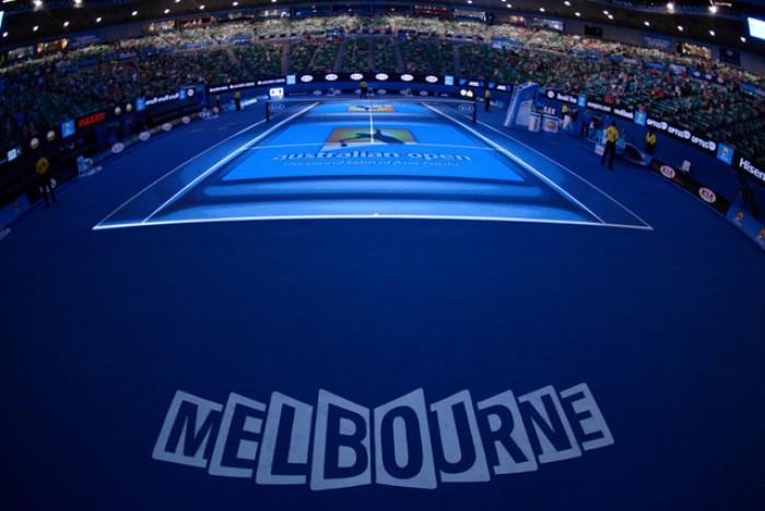 Australian Open, l'ordine di gioco maschile: subito Federer e Djokovic