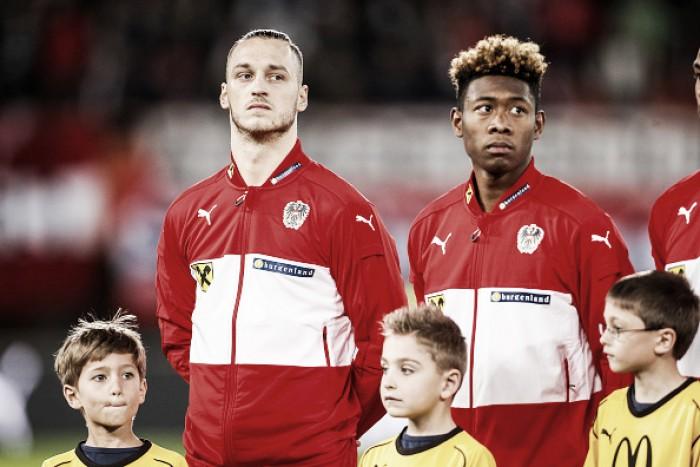 Marcel Koller names Austria squad for Euro 2016