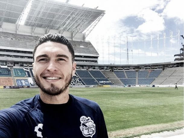 Austin Guerrero, nuevo guardameta camotero