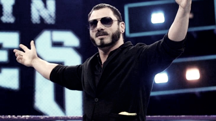 WWE release Austin Aries