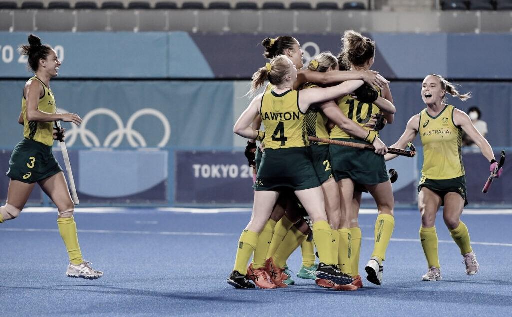 Resumen Australia vs India (0-1) en cuartos de final de Hockey Femenino por Juegos Olímpicos Tokio 2020