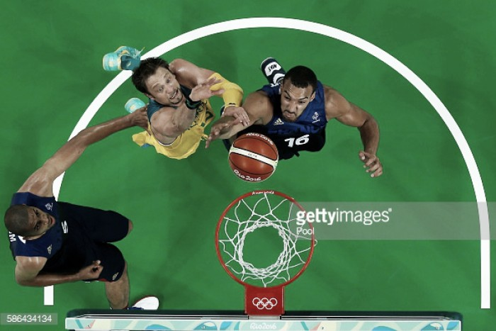 Australia metió primera en Río