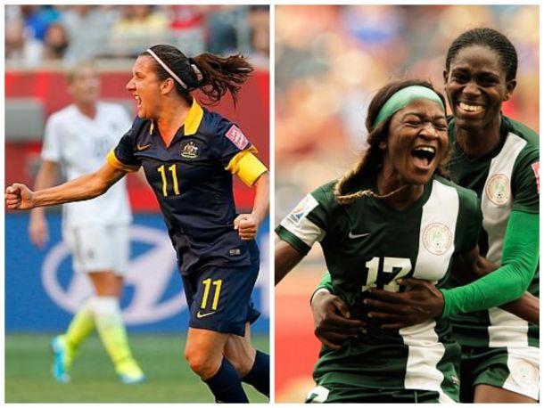 2015 FIFA Women's World Cup Preview: Australia vs Nigeria