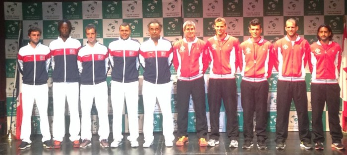Davis Cup World Group Preview: France - Canada
