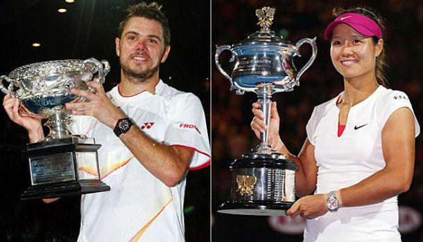 Australian Open: quem brilhou e quem ficou devendo no primeiro Grand Slam de 2014