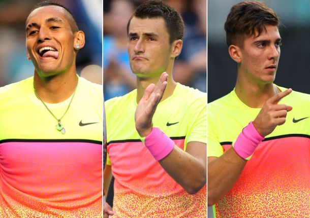 Roland Garros Jour 2 : Les Australiens en imposent