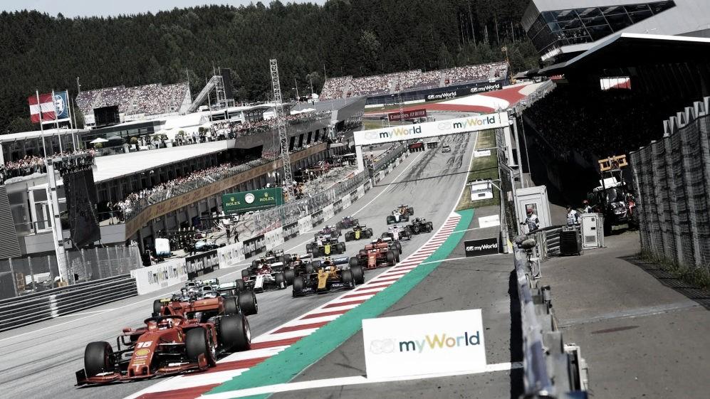 La Fórmula 1 tiene fecha de vuelta