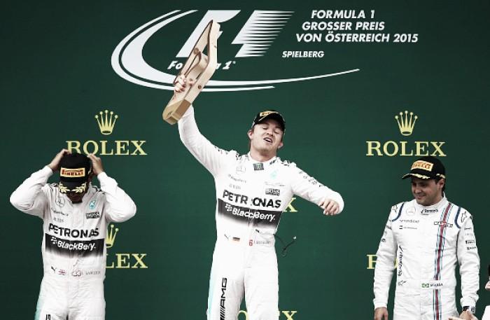 Estatísticas do Grande Prêmio da Áustria de Fórmula 1