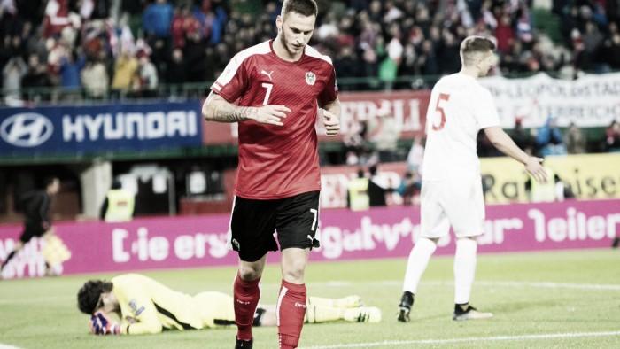 Qualificazioni Russia 2018 - L'Austria guasta la festa della Serbia. Ok Irlanda e Ungheria