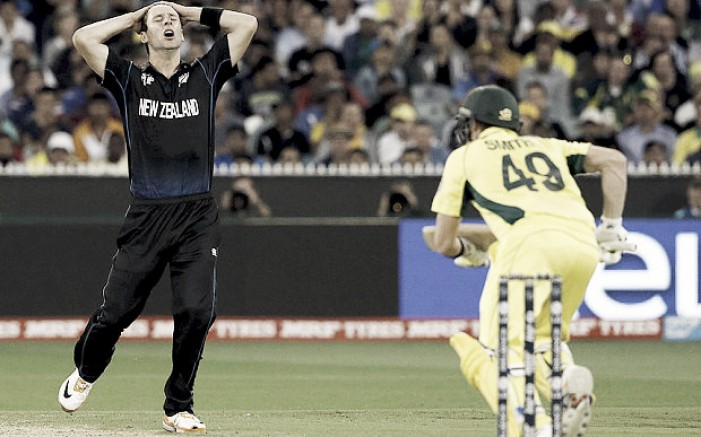 Result Australia 134-9 New Zealand in World T20 2016
