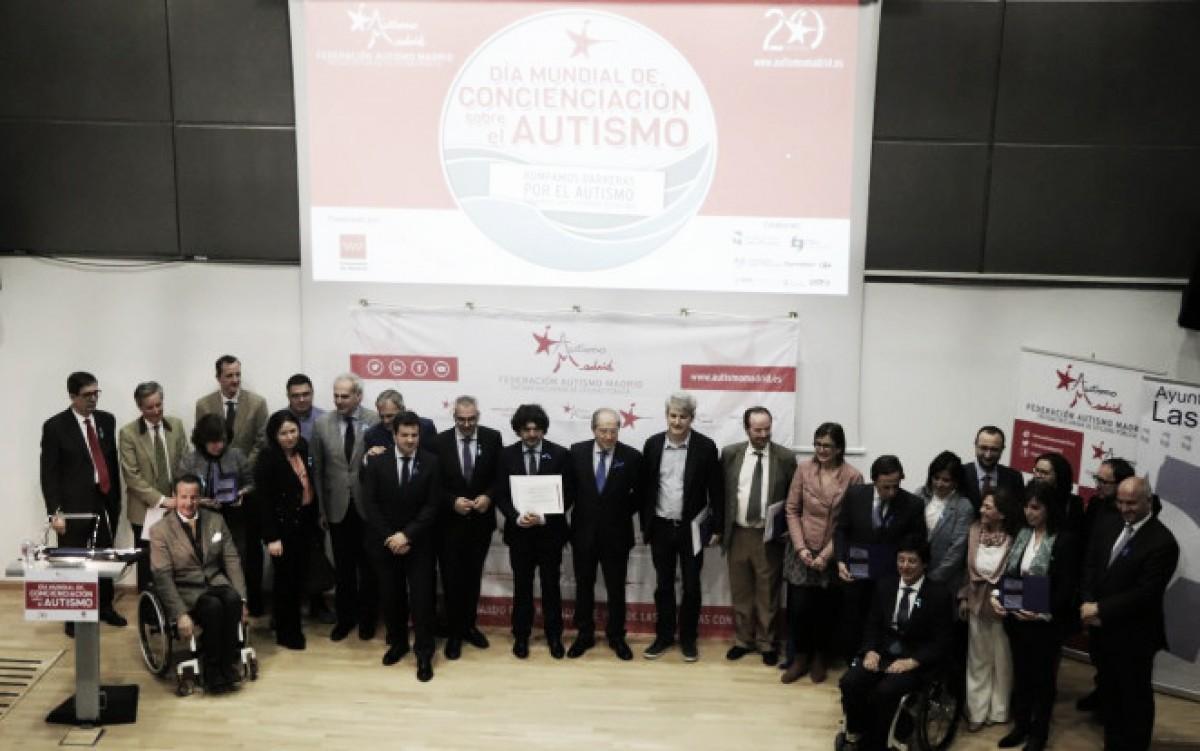 La Fundación Rayo Vallecano con el Autismo