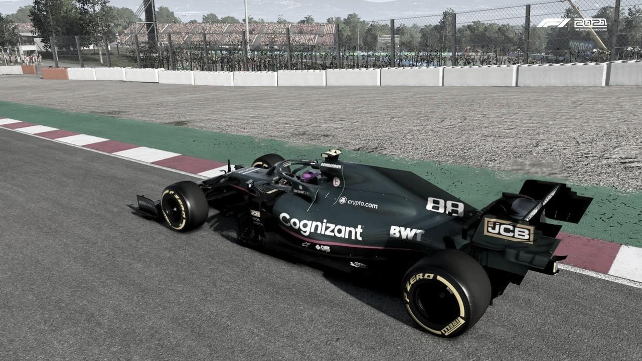 Top 10° para Super Nico y Aston Martin