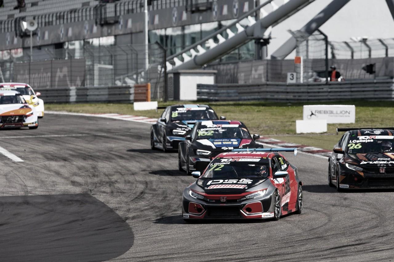 Girolami acelera en Monza con el TCR