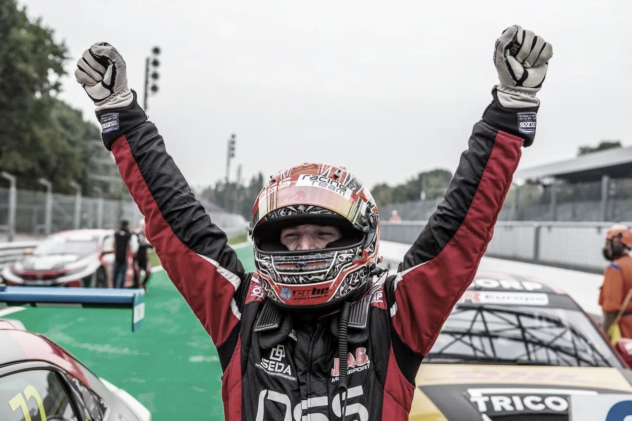 Girolami ganó en Monza y define el título en Barcelona