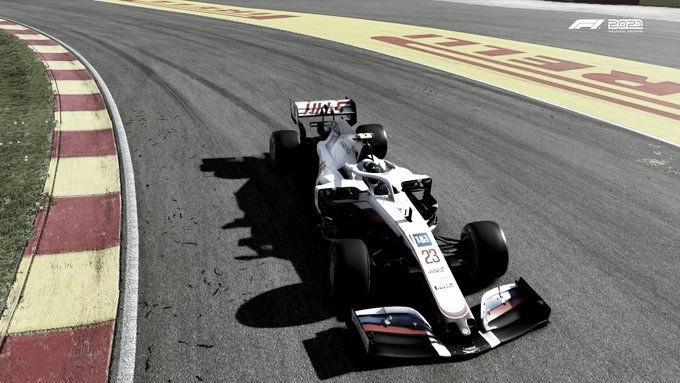 Cafru volvió y puso a Haas en lo más alto del podio