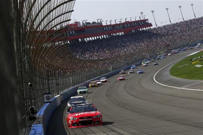 NASCAR Power Rankings: The Auto Club 400 From Auto Club Speedway