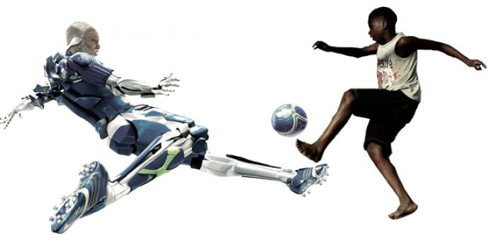 ¿Autómatas o futbolistas?